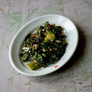 Sautéed Chinese Broccoli