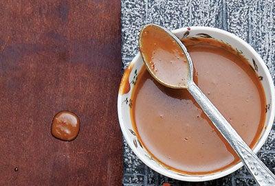 Saus Kacang Tanah (Javanese Peanut Sauce)
