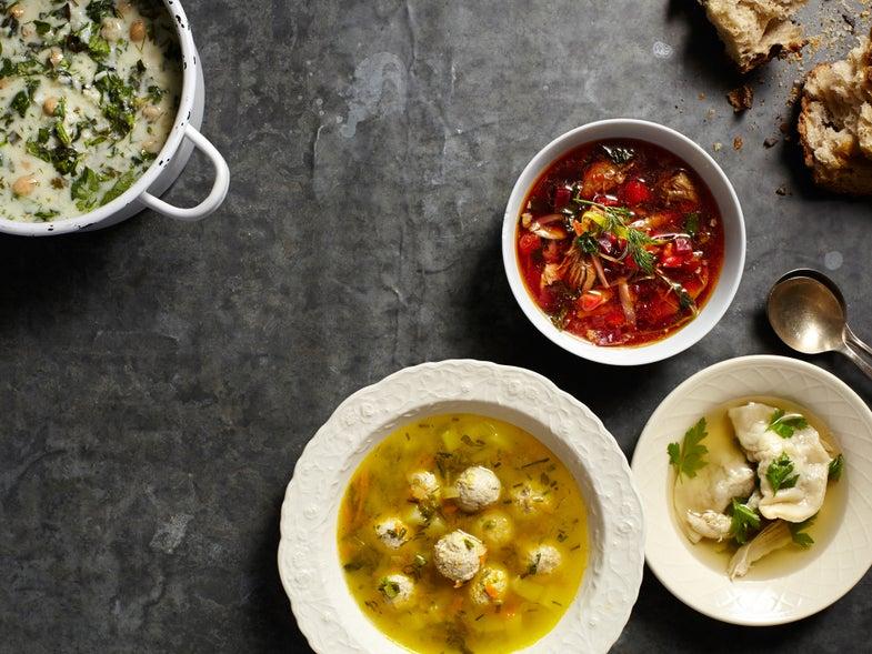 Olga Hercules Ukrainian Soups