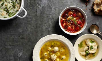 Ukrainian Soul Food: 4 Comforting Soups to Make Right Now