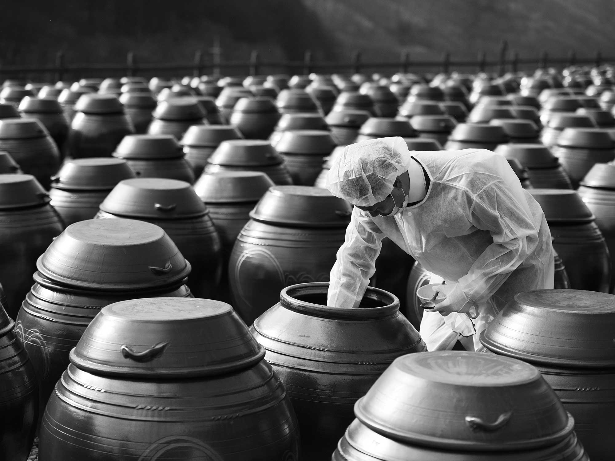 Journey to the Home of Korea's Mother Sauces
