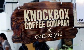 Dispatch: In Hong Kong, A Coffee Shop Unplugs
