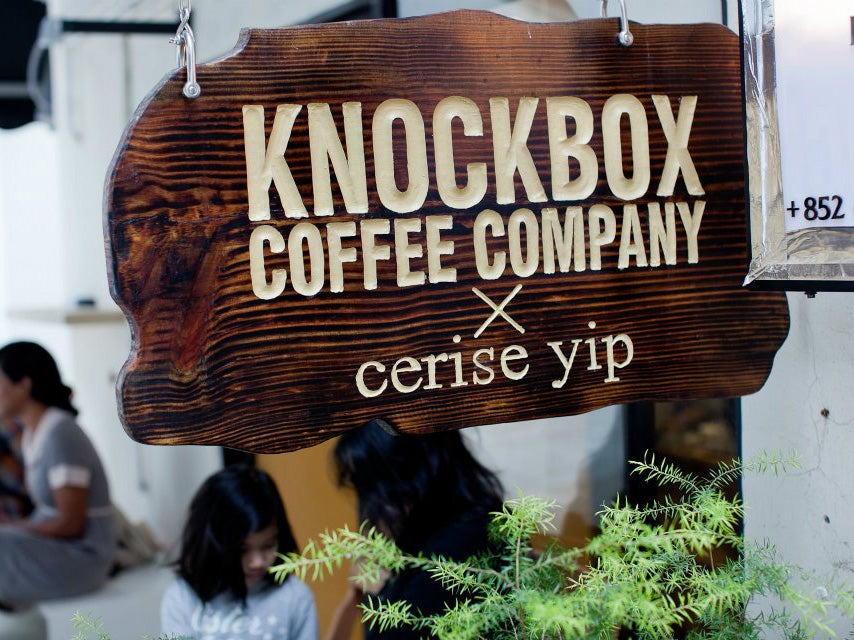 Knockbox Coffee, Hong Kong