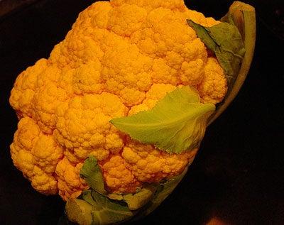 The Story Behind Orange Cauliflower