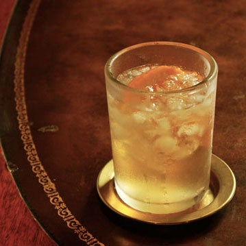 Friday Cocktails: The Rivington Ride