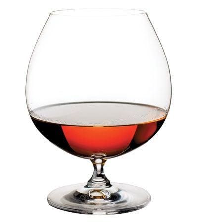 Brandy wine glass