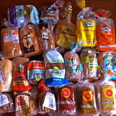 Tasting Notes: Gluten-Free Sandwich Breads