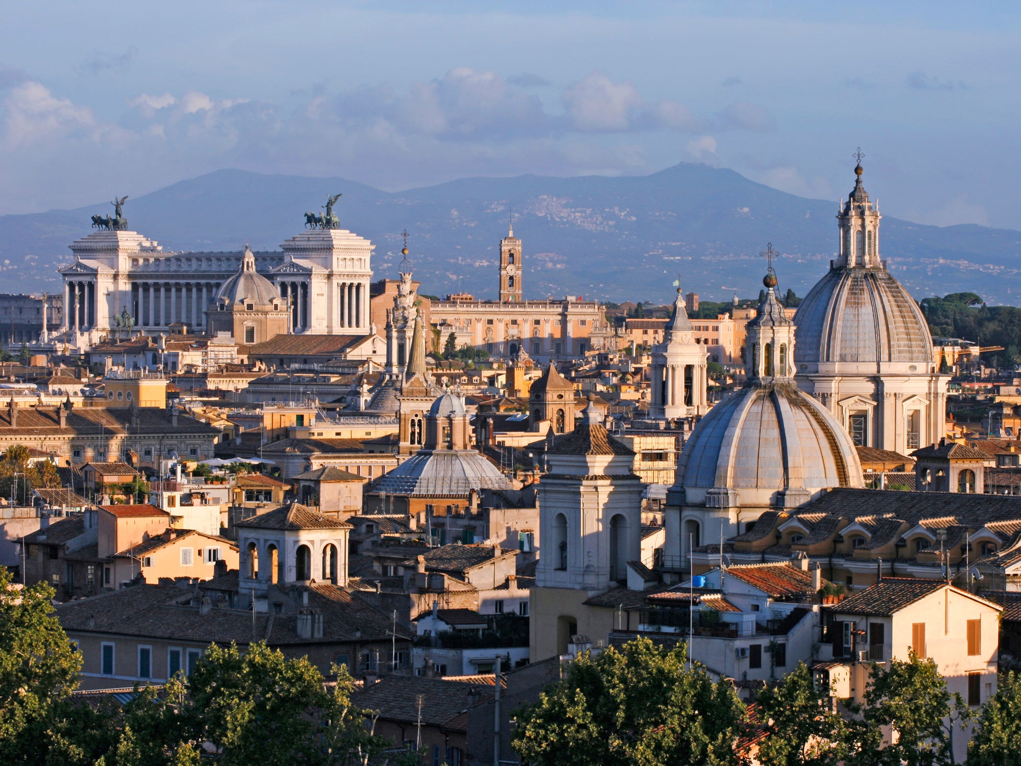 5 to Know: Nick Anderer's New Favorites in Rome