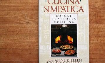 Back of the Bookshelf: Cucina Simpatica