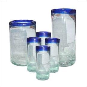 Mexican Glassware Set