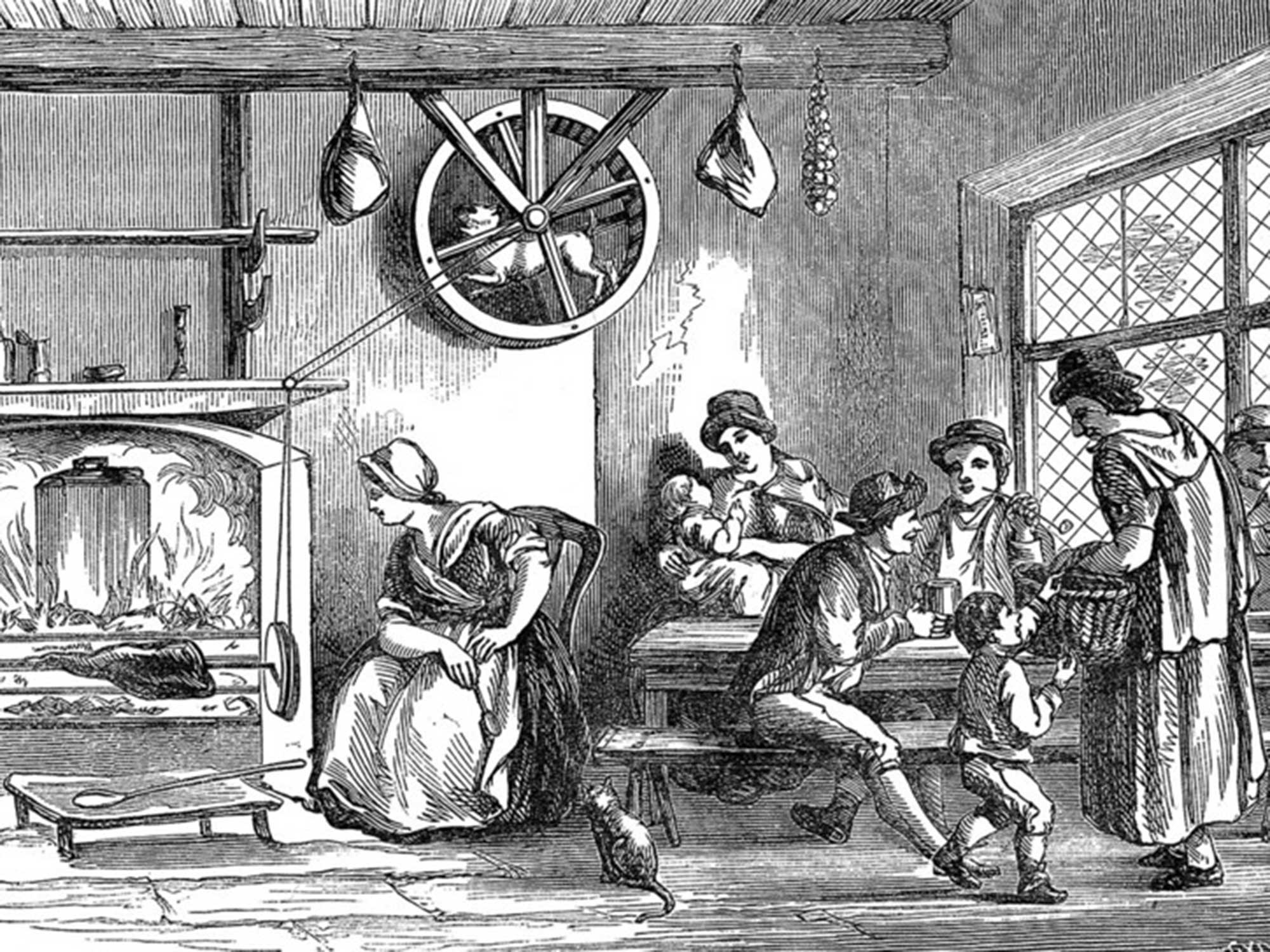 This Extinct Dog Breed Was a Genetically Engineered 17th Century Kitchen Appliance