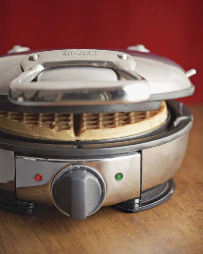 Round Waffle Maker