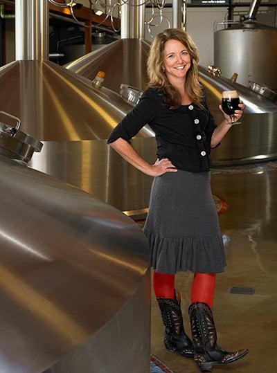America's Brewers: New Belgium Brewing Company's Kim Jordan