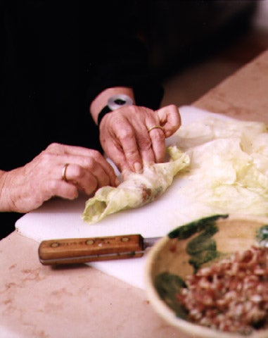 How to Prepare Stuffed Cabbage