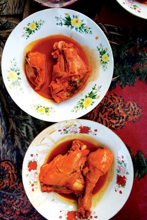 Yucatán-Style Chicken with Achiote (Pollo Pibil)