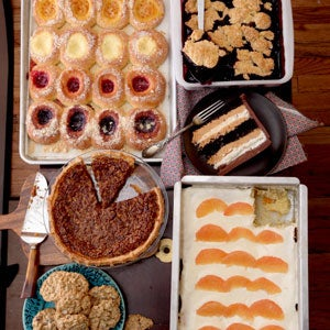 Desserts with Attitude