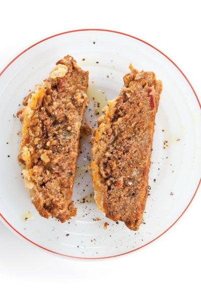 Southwestern Turkey Meat Loaf