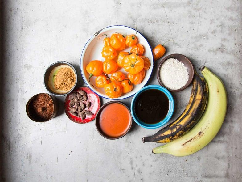 Nigerian ingredients