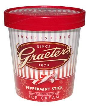 Graeter's Peppermint Ice Cream