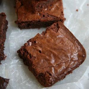 Boston Cooking School Brownies