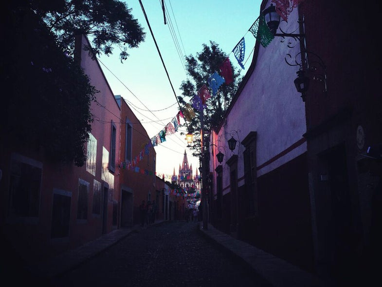 Dispatch: Cooking at the Sabores San Miguel