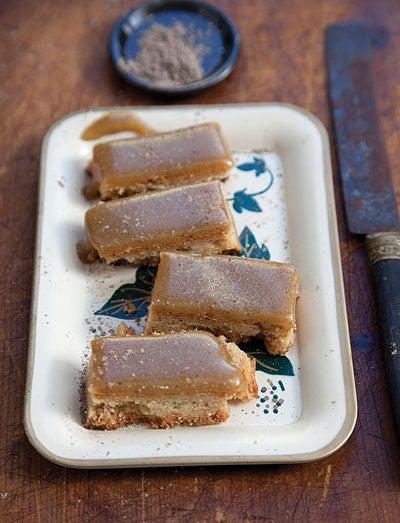 Cardamom-Ginger Crunch