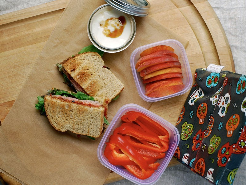 How Elizabeth Stark and Brian Campbell of Brooklyn Supper Pack a Lunch