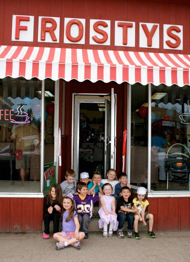 """Frosty's"