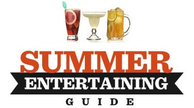 Get Outside With Our Summer Entertaining Guide