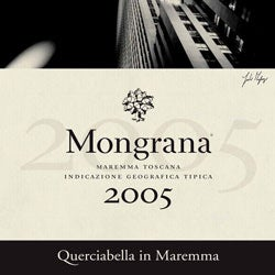Querciabella, Maremma (Tuscany, Italy) 'Mongrana' 2005