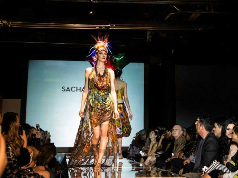 The Kombucha Dress is the Ultimate No-Waste Fashion Move