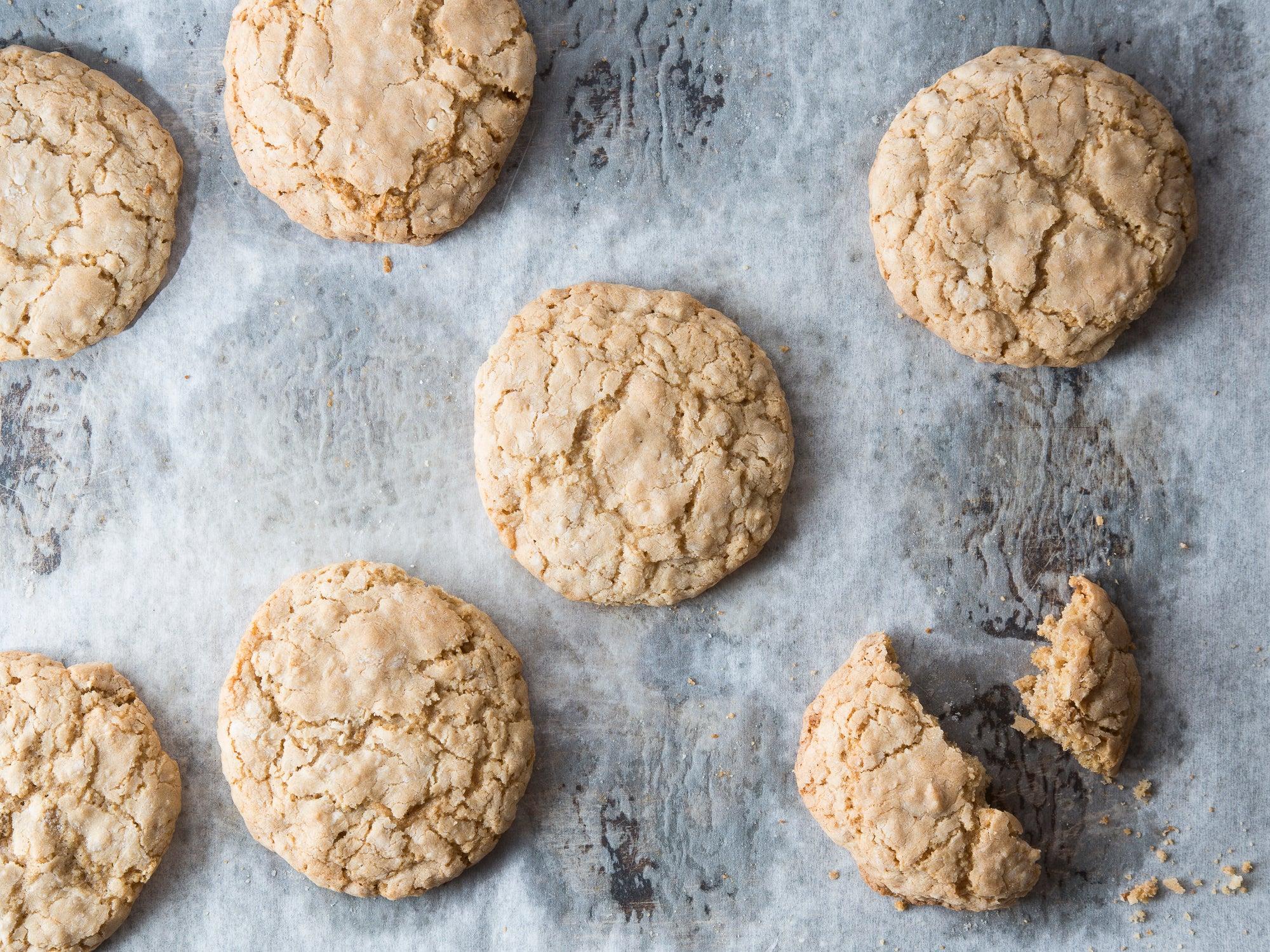 Christina Tosi's Oatmeal Cookies