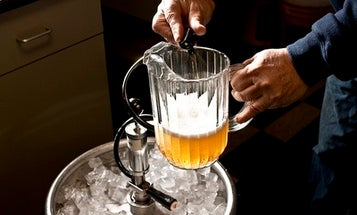 Tapped In: Kegged Beer Goes Beyond the Frat Party