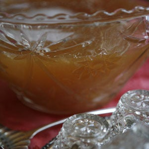 David Wondrich's Rum Punch