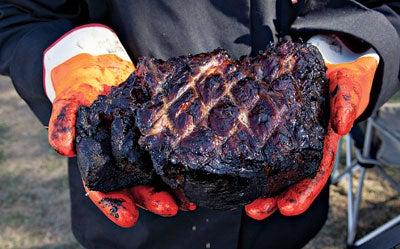 Brett Schreyer's Competition Pulled Pork