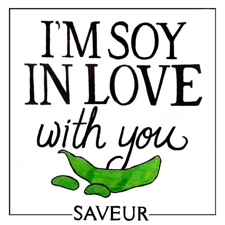 I'm Soy in Love with You