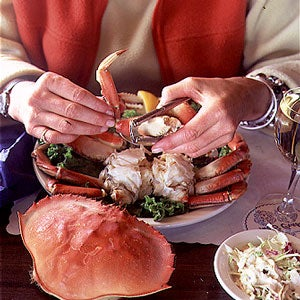 Crab: to Boil or to Steam?