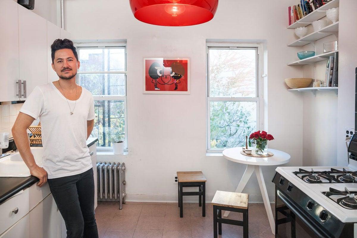 I Love My Kitchen Because: Oli Chang
