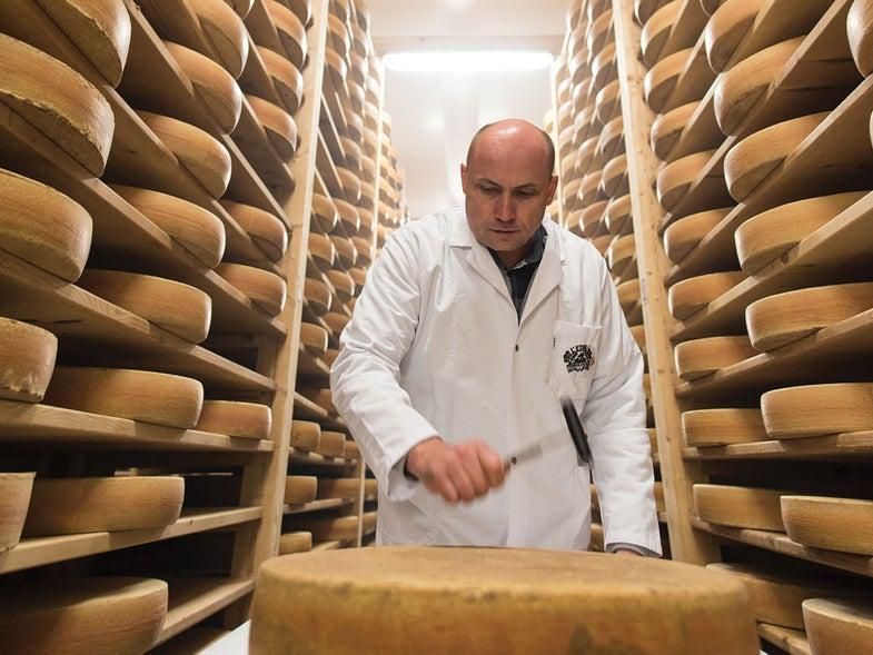 l'etivaz cheese
