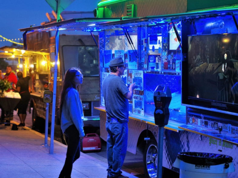 L.A. Legalizes Street-Food Vendors in Wake of Trump's Immigration Policies