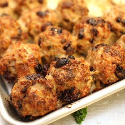 How to Make Perfect Turkey Meatballs