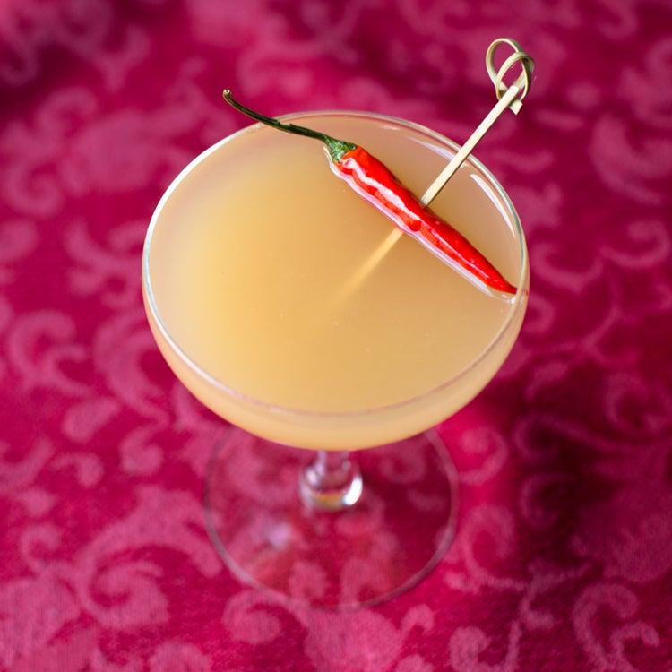 Friday Cocktail: The Eros Elixir