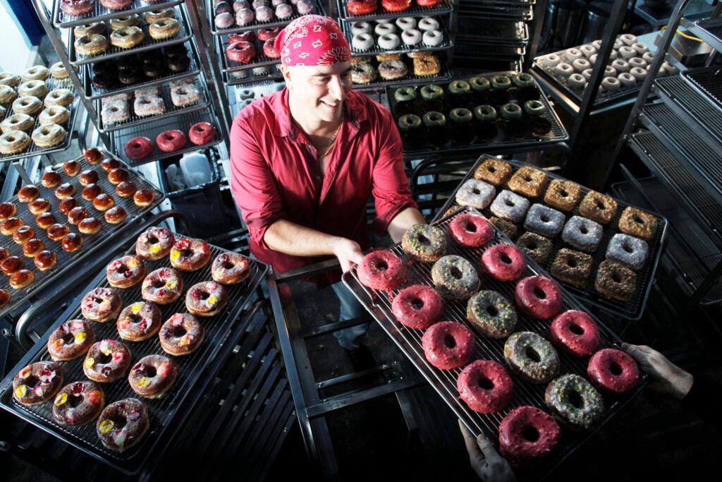 """""""Doughnut"""