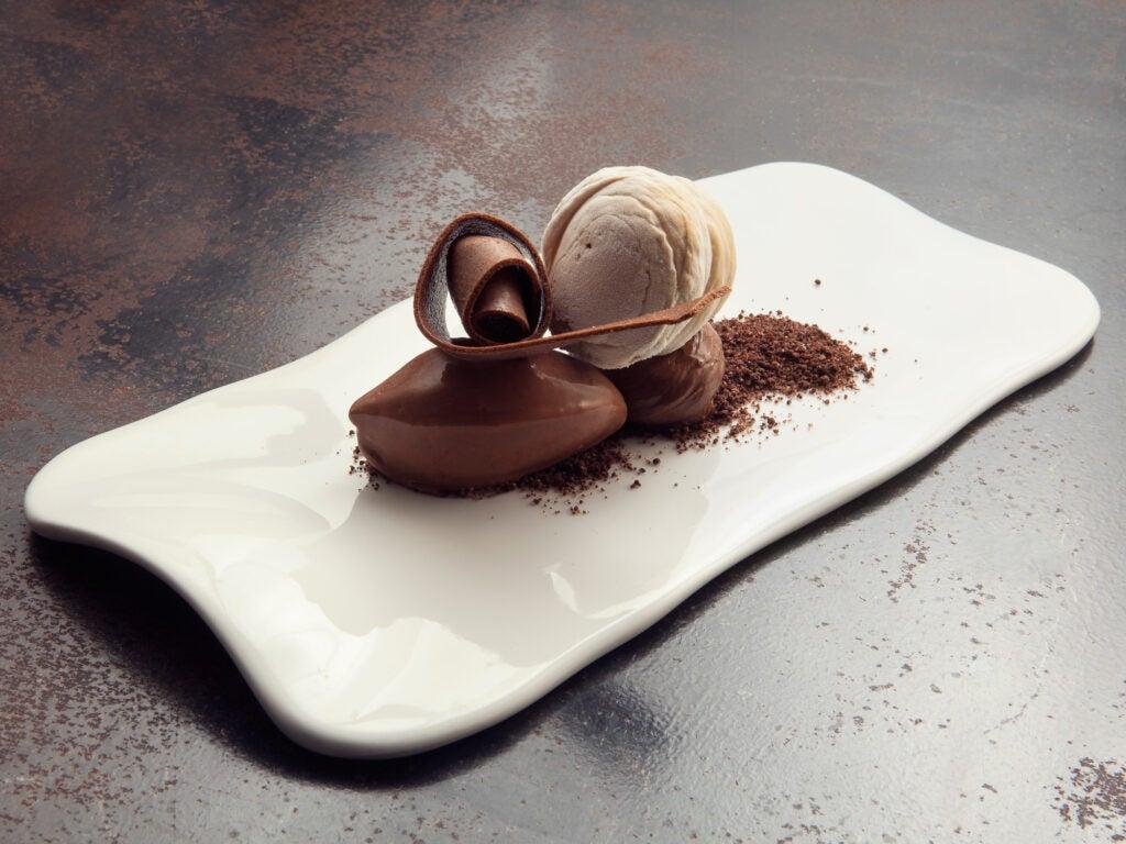 Textures of Chocolate and Kaya, Ding Dong, Singapore