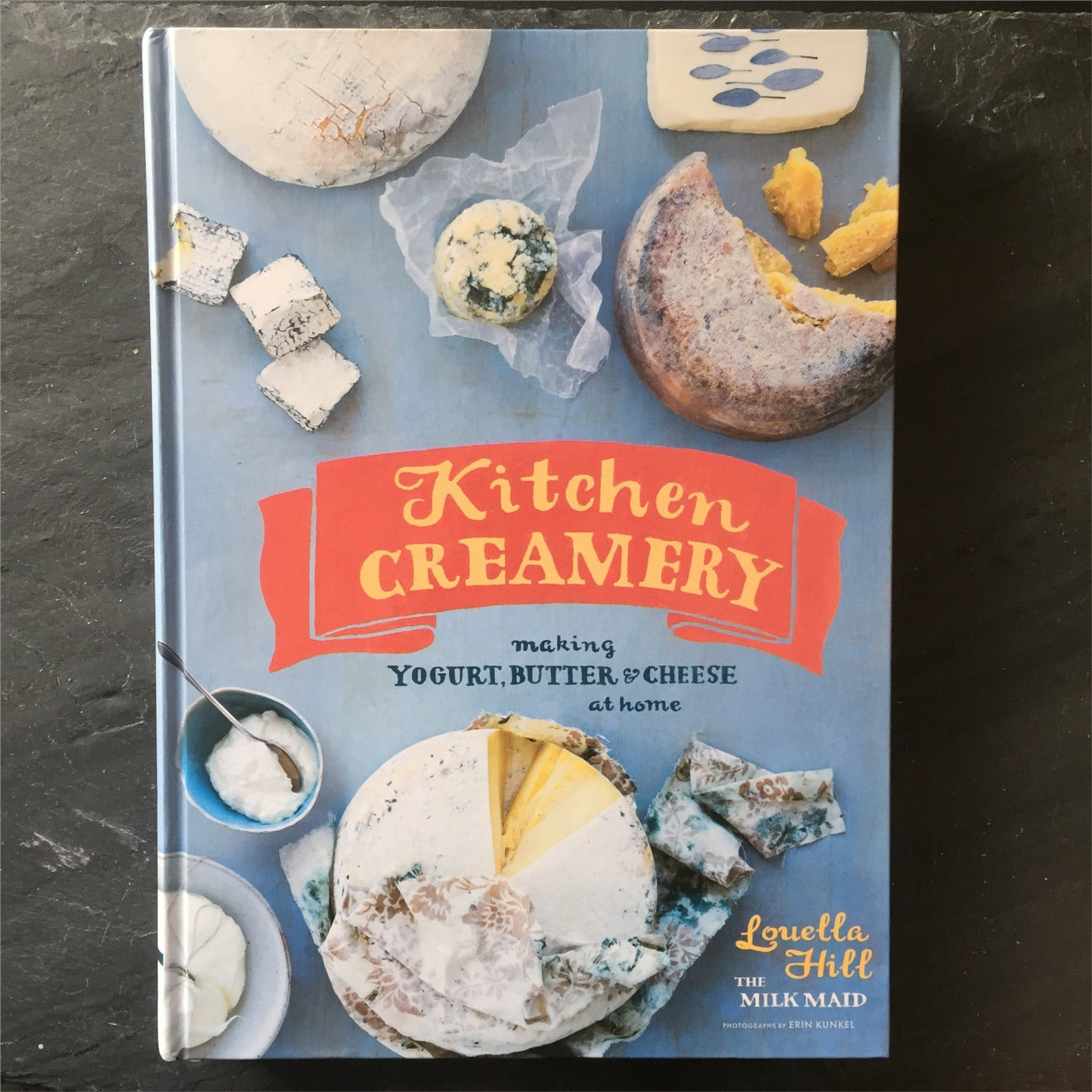 A comprehensive treatise on cheese-making
