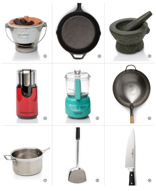 Curry Cookware