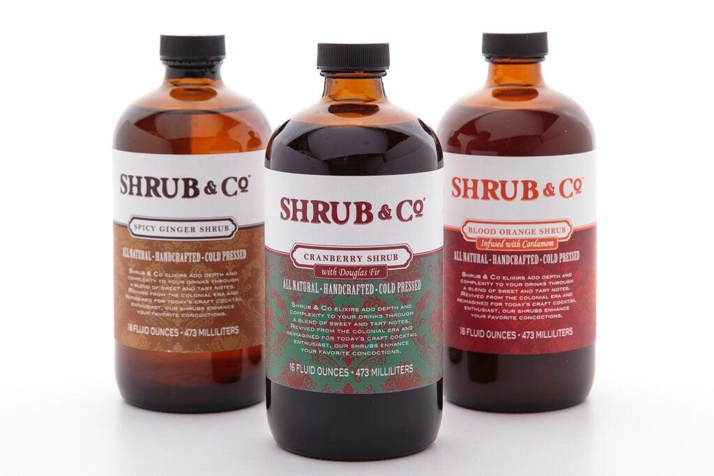 Shrub & Co. Bottled Shrubs
