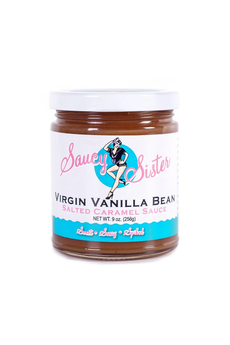 One Good Find: Saucy Sister Caramel Sauce
