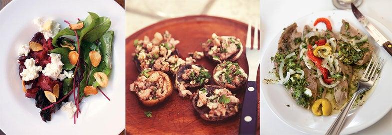 Menu: A Leisurely Argentine Lunch