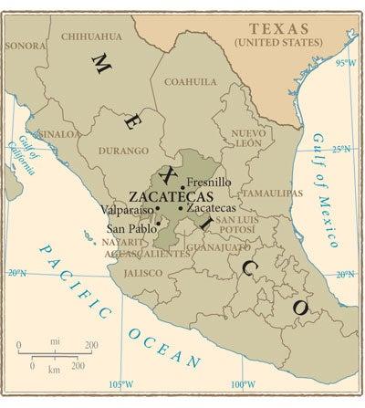 The Guide: Zacatecas, Mexico